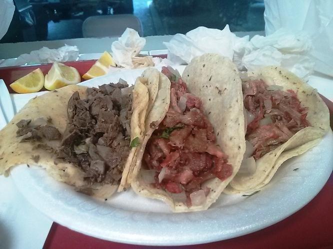 Tacos in Mexico anyone?