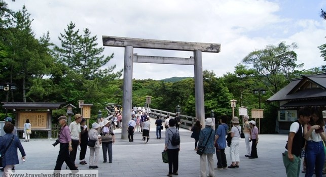 A side-trip to Ise, off the beaten path in Japan