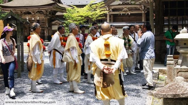 Koyasan - Sacred Routes Kii Range