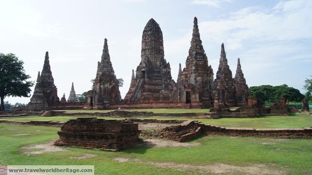 Wat Chaiwattanaram - Ayutthaya 2