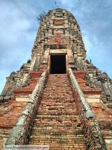 Wat Chaiwattanaram - Ayutthaya