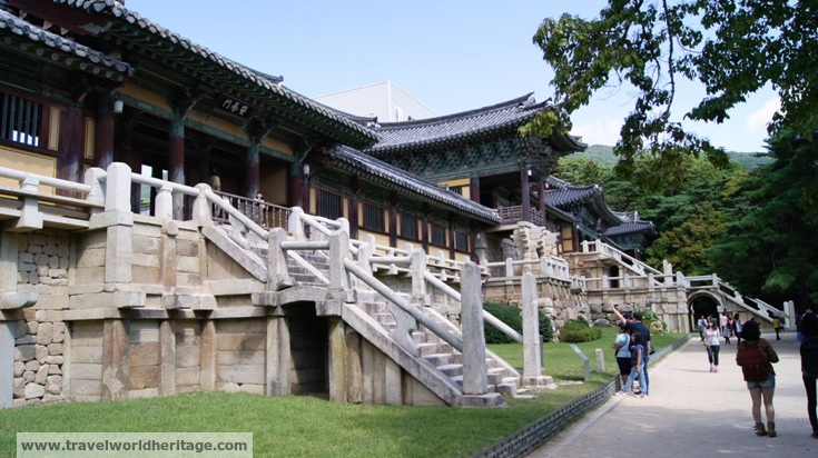 Beautiful Bulguksa