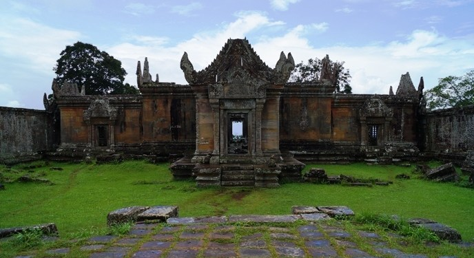 Temple of Preah Vihear