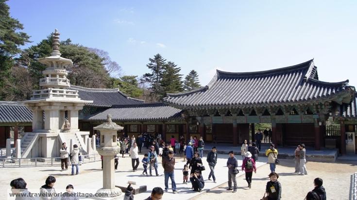 Seokgatap Pagoda