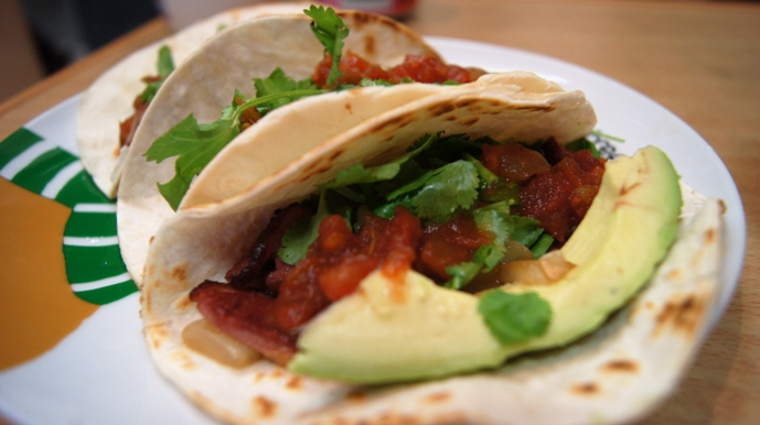 Can't find 'a good taco,' better learn to cook.