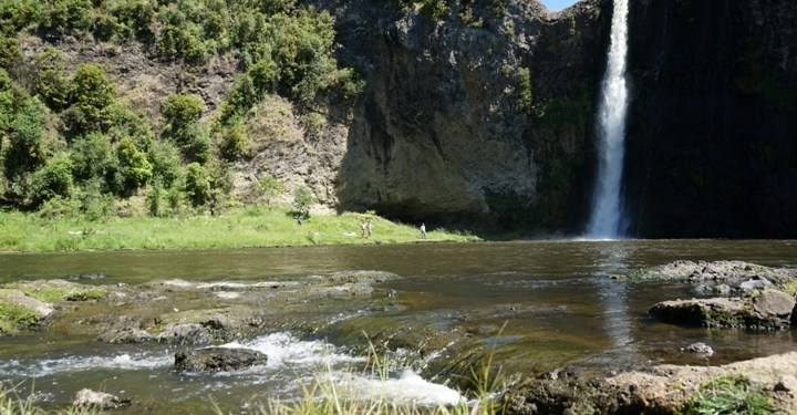 A Hike In The Hunua Ranges