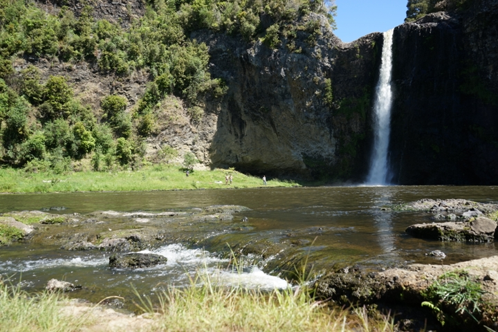 Hunua Waterfall
