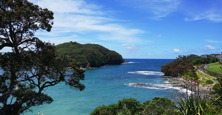 Looking for that Wow Moment – Goat Island
