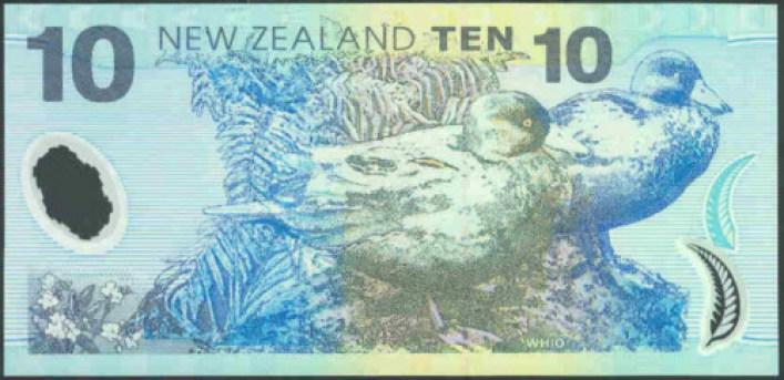 NZ $10 Note