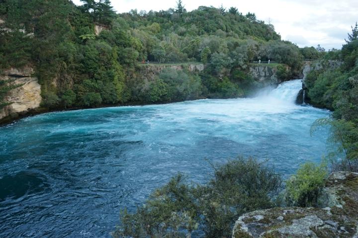 Haka Falls, Taupo