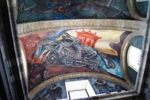 Jose Orozco Painting