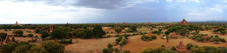 Ancient Bagan Landscape