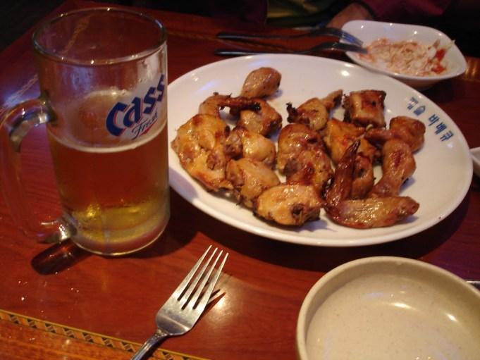 Korean Food - Chi-Mek