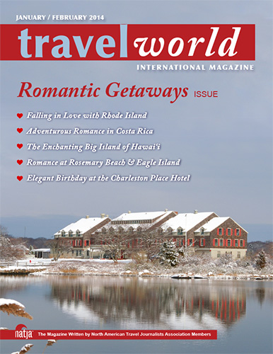 January/February 2014: Romantic Getaways