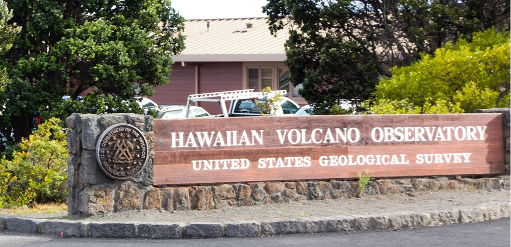 Volcano Observatory. Photo by Dave Houser.