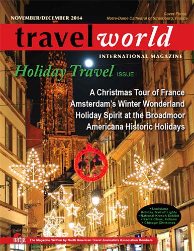 November/December 2014: Holiday Travel Issue