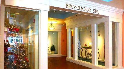 Famous Broadmoor Spa in Broadmoor Colorado