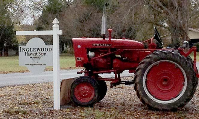 Inglewood Harvest Barn Louisiana