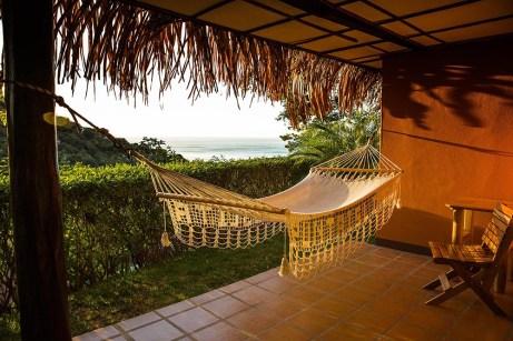 Hotel Punta Islita hammock porch