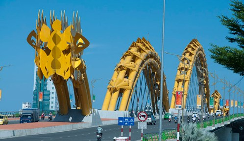 Dragon Bridge, DaNang