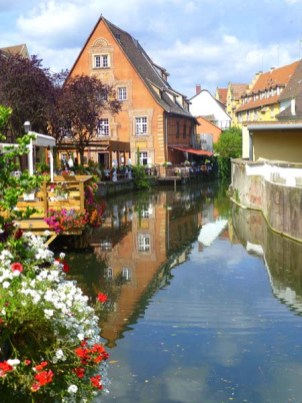 Storybook setting in Colmar, France. Photo credit: Nancy Schretter