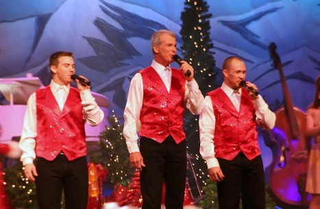 Special Christmas performances abound in December in Branson. Photo Credit: Bobbie Green