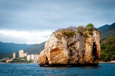 Los Arcos National Marine Park