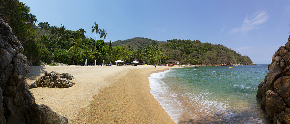 Majahuitas Resort, Beach, Jalisco, Mexico