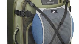 Eaglecreek Tarmac AWD 25 with cargo net olive