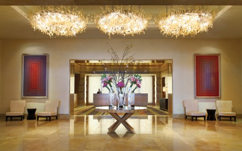 Four Seasons Lobby