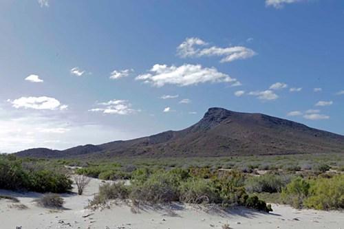 Playa Bonanza in Baja California Sur, Mexico