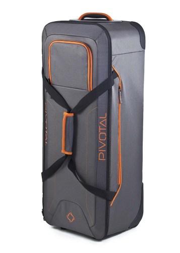 Pivotal Soft Gear Bag - Charcoal/Orange