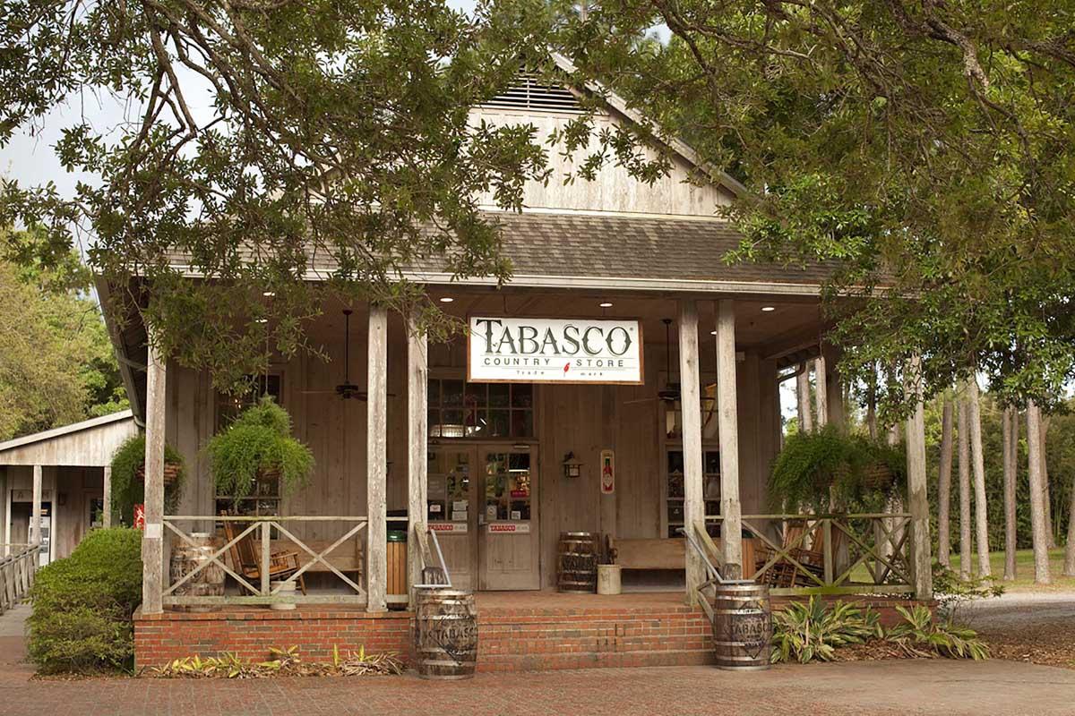 The Tabasco Trail