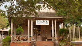 Tabasco Country Store Exterior