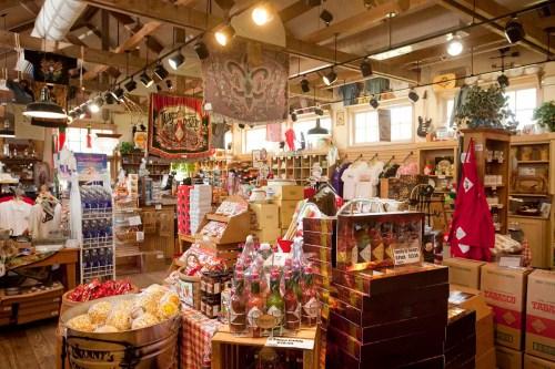 Tabasco Country Store Interior