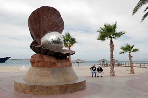 The Pearl of La Paz, Mexico