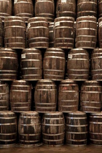 White Oak Barrels