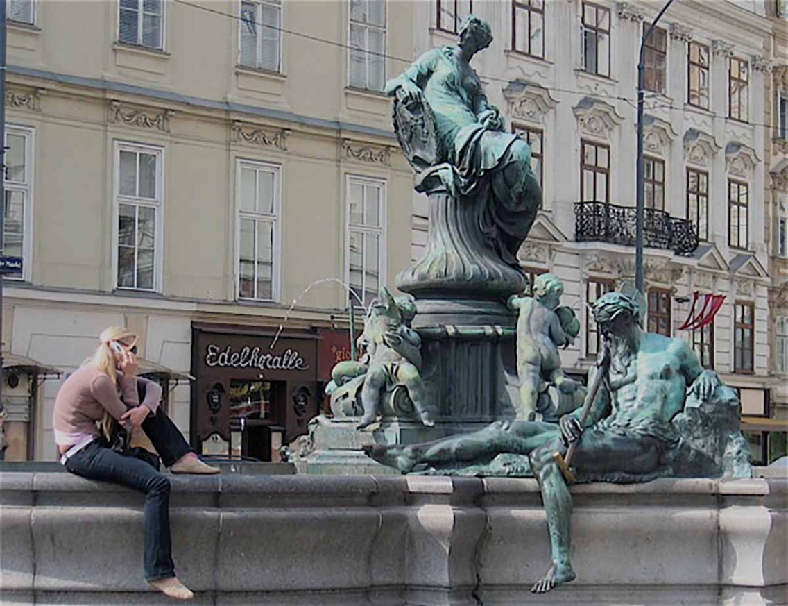 Vienna Fountain