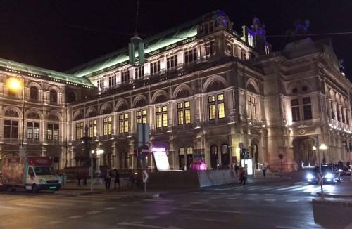 Staatsoper State Opera House, Vienna