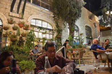 Diners at Eucalyptus