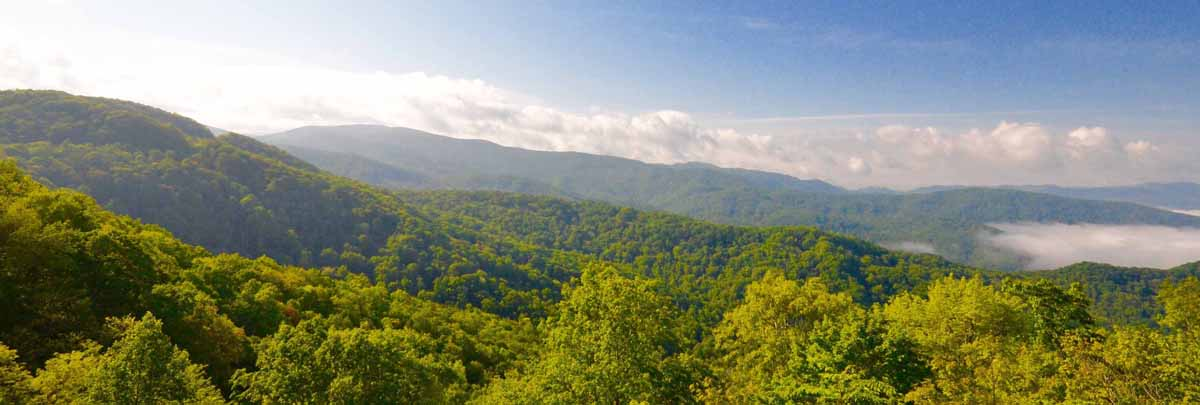 Exploring the Cherohala Skyway