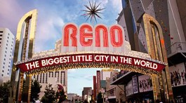 "Reno, Nevada, ""The Biggest Little City in the World"""