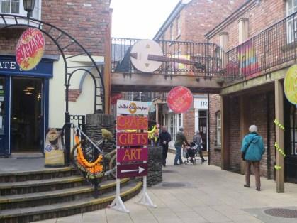 Derry's craft village