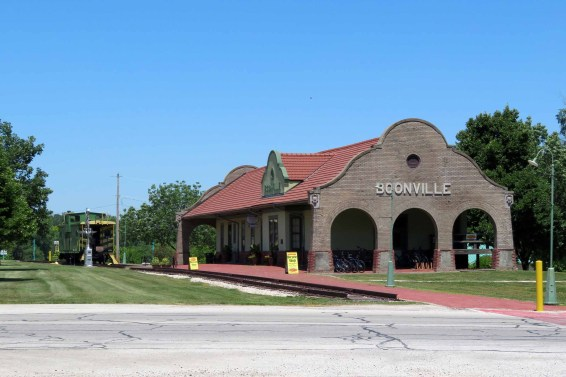 Boonville Station Depot