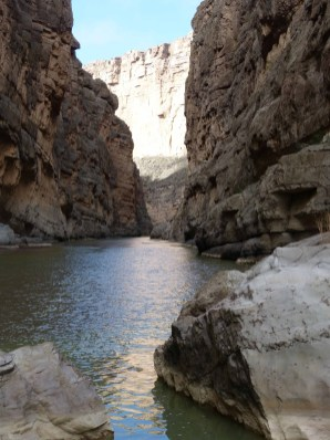 Morning in Santa Elena Canyon