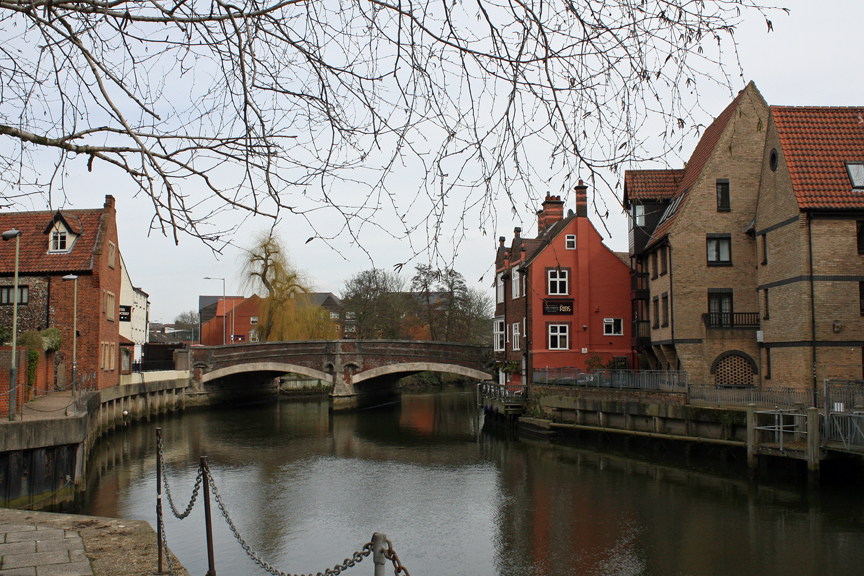 Norwich, England: The Historic and the Hip