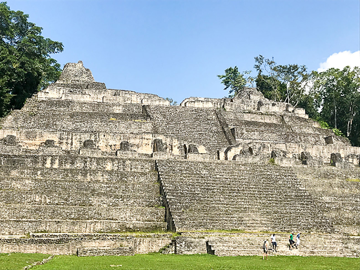 Belize: The Ancient Mayan Ruins of Caracol