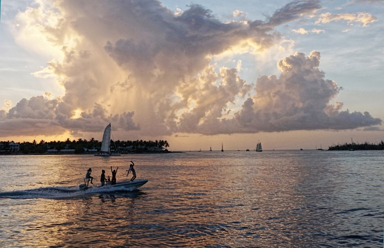 Mallory Square at Sunset