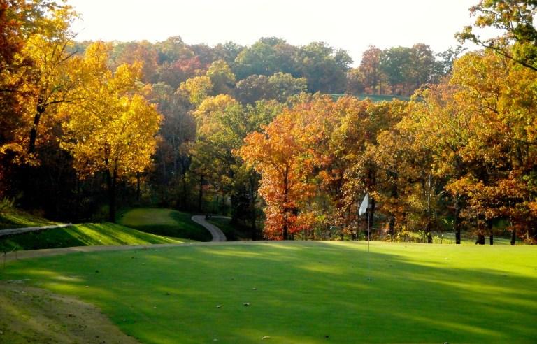Bear Creek Valley Golf Club - Lake of the Ozarks Golf Trail.