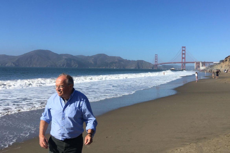 Slow Road to San Francisco David Reynolds
